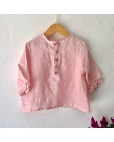Panadera lino rosa